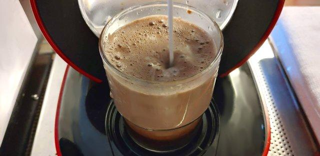 チョコチーノの味レビュー